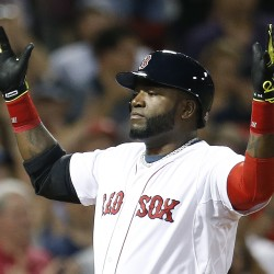 Red Sox designated hitter David Ortiz has 30 home runs this season, but he is 38. Who will be Boston's next power hitter? The Associated Press