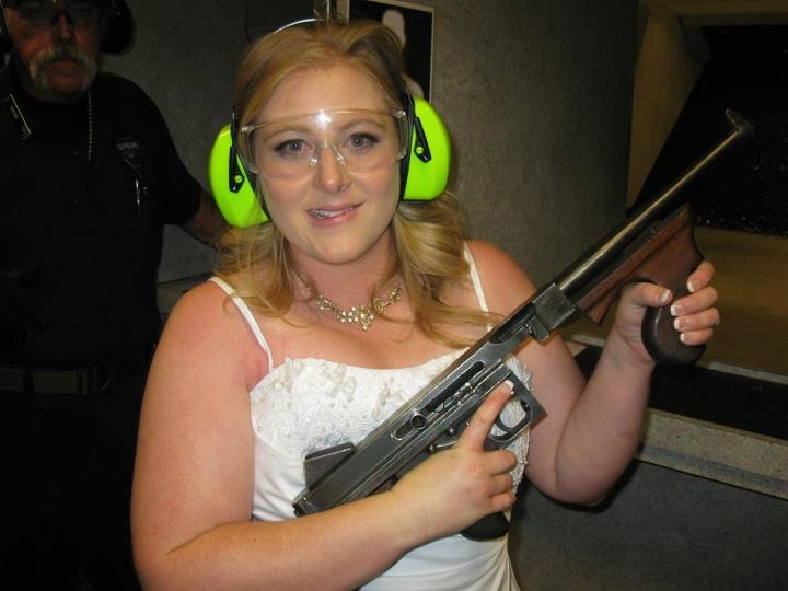 Gun Tourism Fueled By Fascination With Machine Guns The