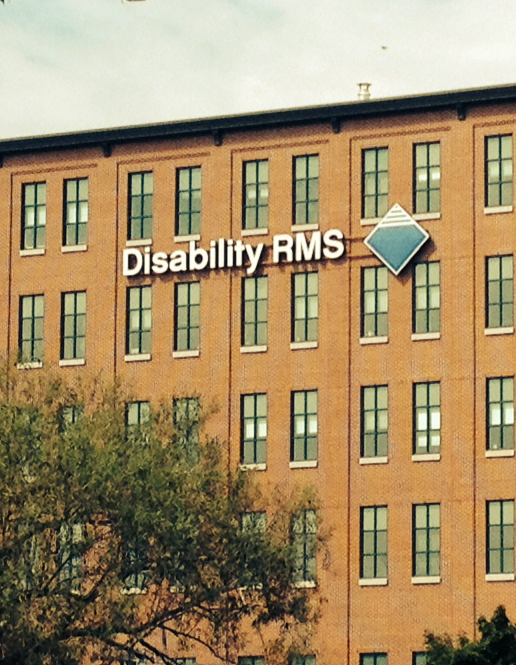 Disability RMS plans to leave its building in Westbrook for a South Portland location. The company will now be a part of Sun Life Financial but will continue to operate as a separate business.