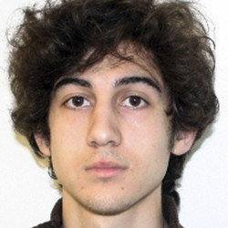 Lawyers for Boston Marathon bombing suspect Dzhokhar Tsarnaev, above, have asked to delay his trial until at least September 2015.