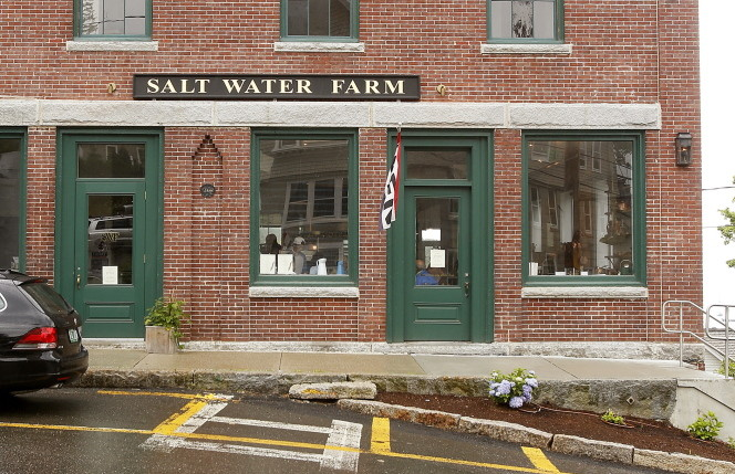 The Salt Water Farm Café in Rockport closed in September, and the space will become Sara Jenkins' restaurant Nina.