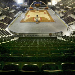 The Cross Insurance Arena in Portland is an important venue for the Maine Principals' Association, which needs revenue from high school basketball tournaments to support its non-revenue sports.