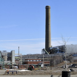 The former Great Northern Paper Co. mill in Millinocket is seen in 2011, three years after it was shuttered. Though Millinocket's situation is a worst-case scenario, other mill towns in Maine should look to their future and accept that mills will never again support the same number of jobs or pay as much in property taxes as in years past.