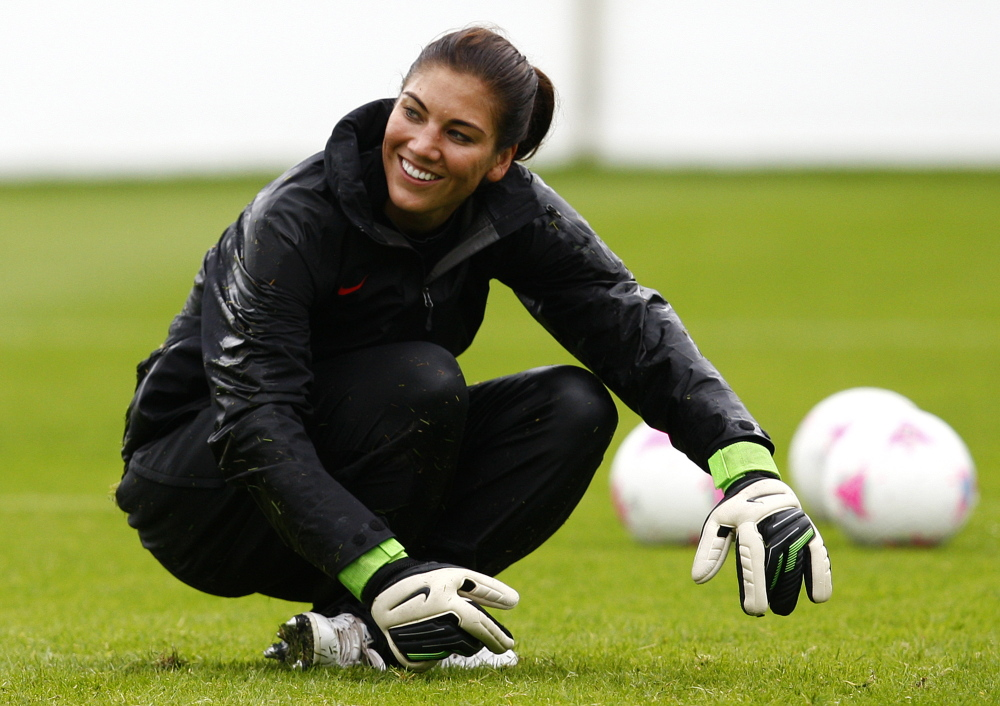 Commentary: Domestic abuse, but Hope Solo is no Ray Rice ...