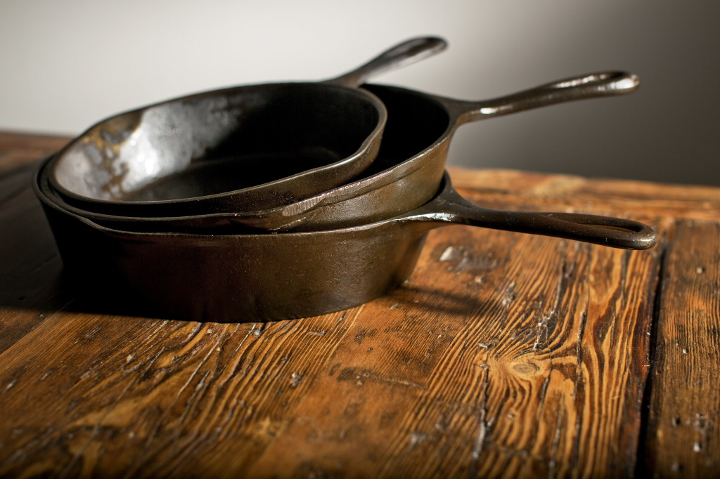 Soup To Nuts Tracing Family History Via Great Grandmother S Skillets
