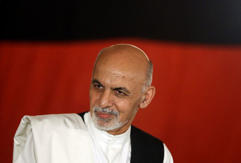 Ashraf Ghani Ahmadzai was sworn in Monday as Afghanistan's new president, replacing Hamid Karzai in the country's first democratic transfer of power since the 2001 U.S.-led invasion toppled the Taliban. The Associated Press
