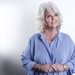 Paula Deen poses for a portrait in New York in 2012.