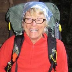 Geraldine Largay of Tennessee, who was reported missing while hiking the Appalachian Trail in Maine and whose remains were found two years later, died of exposure and lack of food and water, an autopsy concludes.