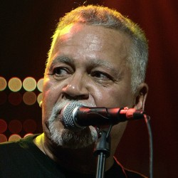 This2006 photo shows jazz pianist Joe Sample performing at  the Montreux Jazz Festival at the Stravinski Hall in Montreux, Switzerland. Sample, a founding member of the genre-crossing Jazz Crusaders helped pioneer the electronic jazz-funk fusion style. The Associated Press