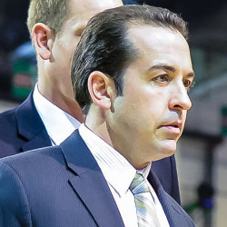 Red Claws Coach Scott Morrison