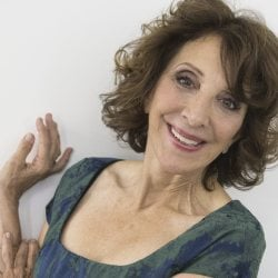 Comedian and actress Andrea Martin, 67,  poses in Tor