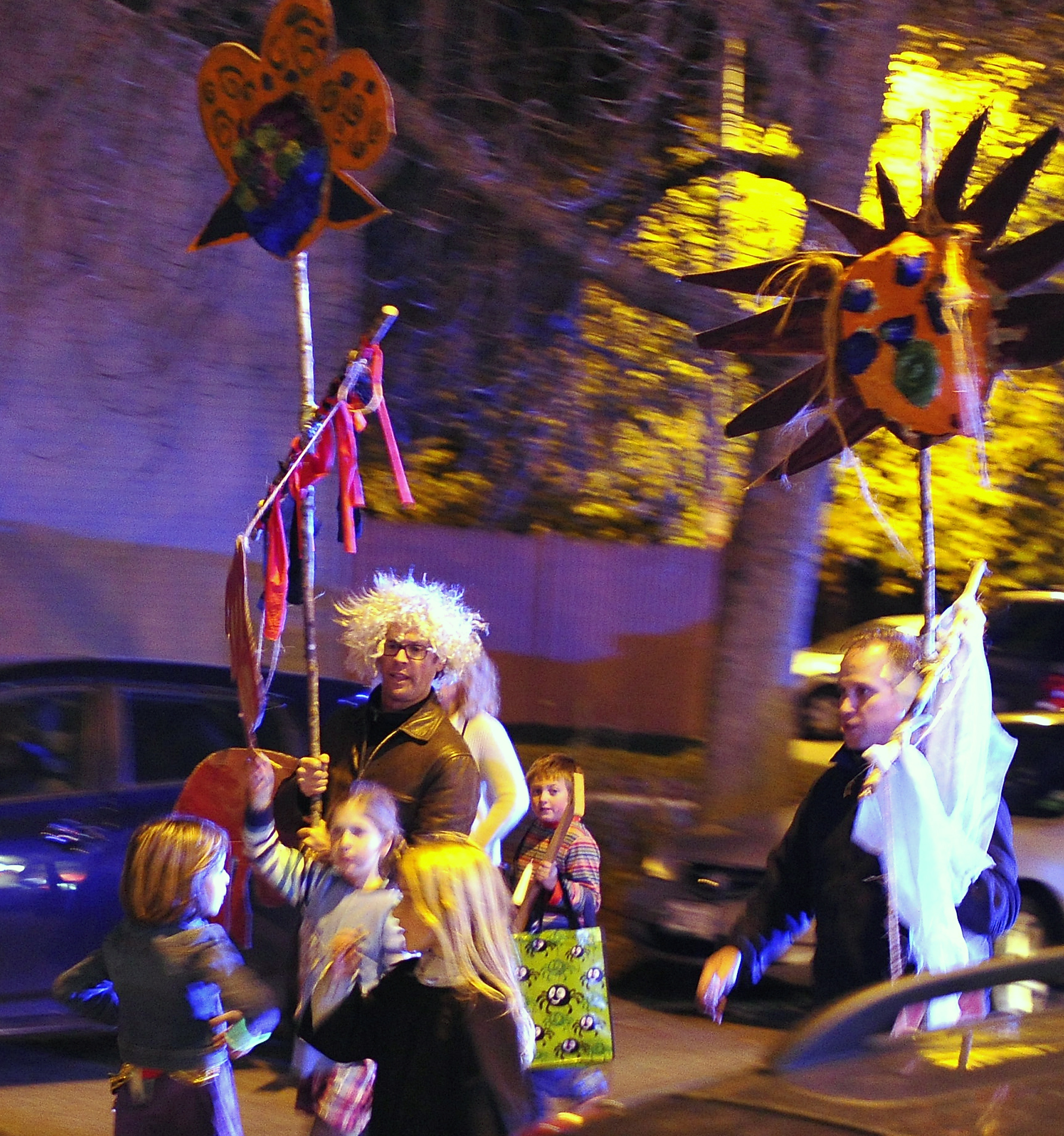 portland halloween tradition refuses to die - portland press herald