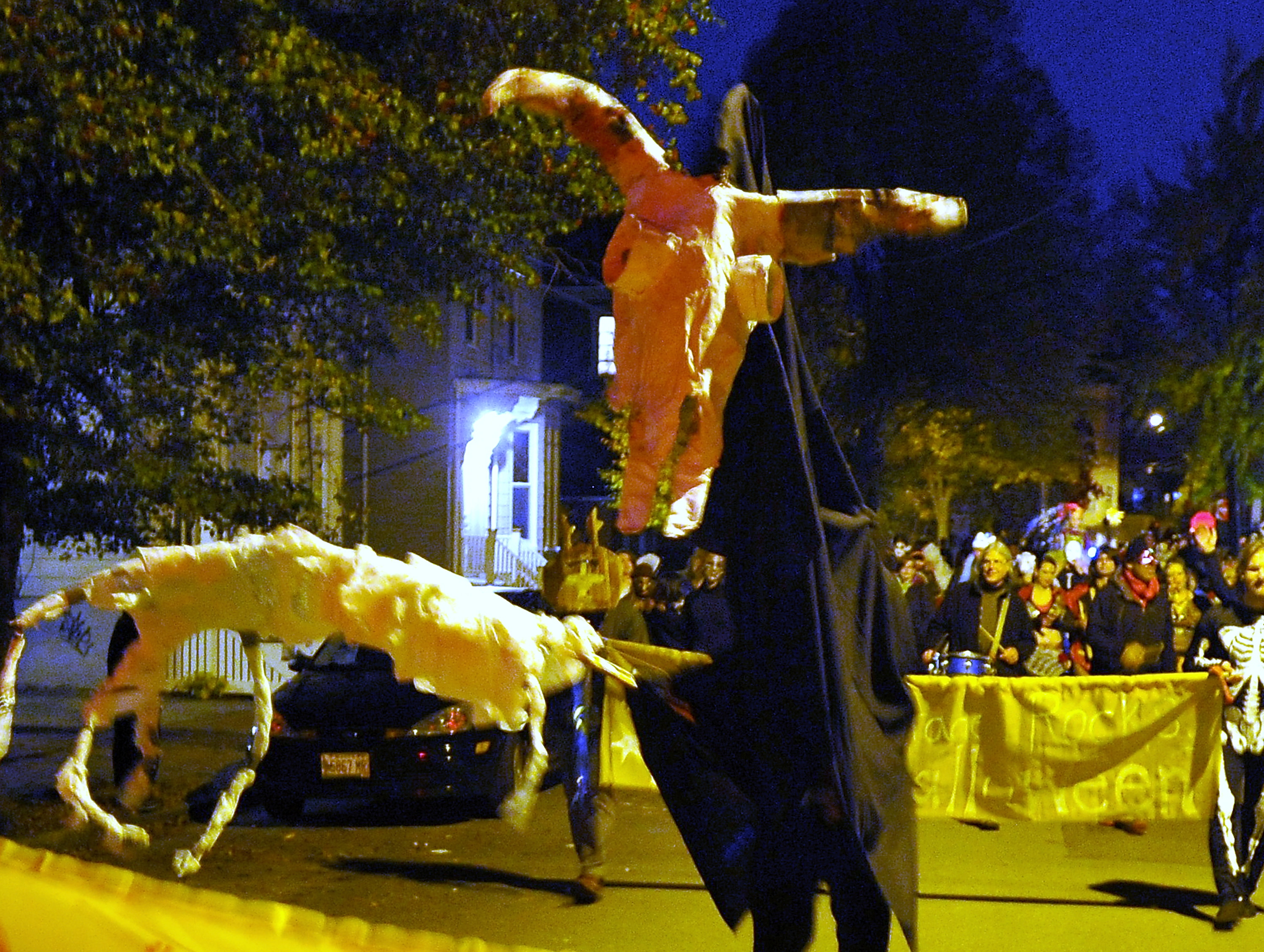 west end halloween parade in portland - press herald