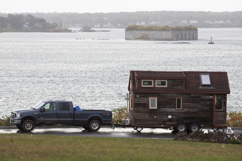 Tiny House Makes Big Impression See The Photo Gallery