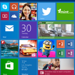 Microsoft is skipping version 9 as it promotes the next generation of its flagship operating system.