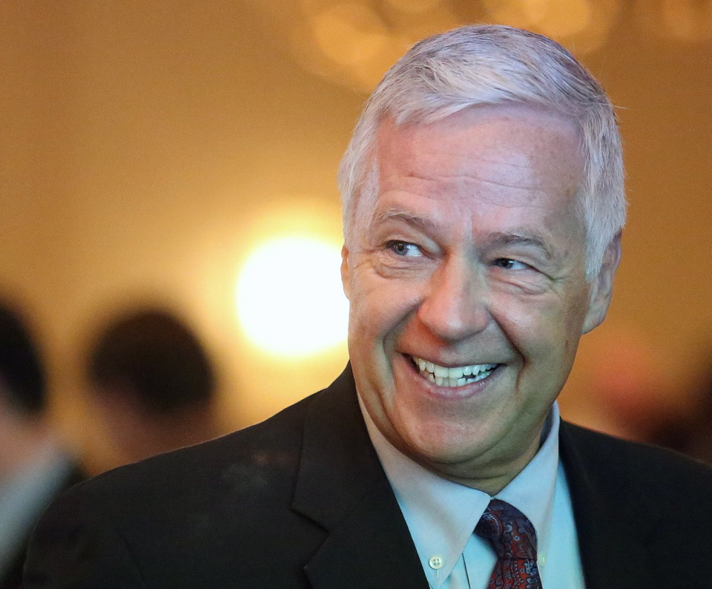 Democrat Mike Michaud