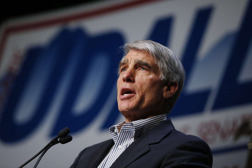 Sen. Mark Udall, D-Colo., has made the issue of reproductive rights a centerpiece of his campaign to stave off a challenge from Republican Rep. Cory Gardner.