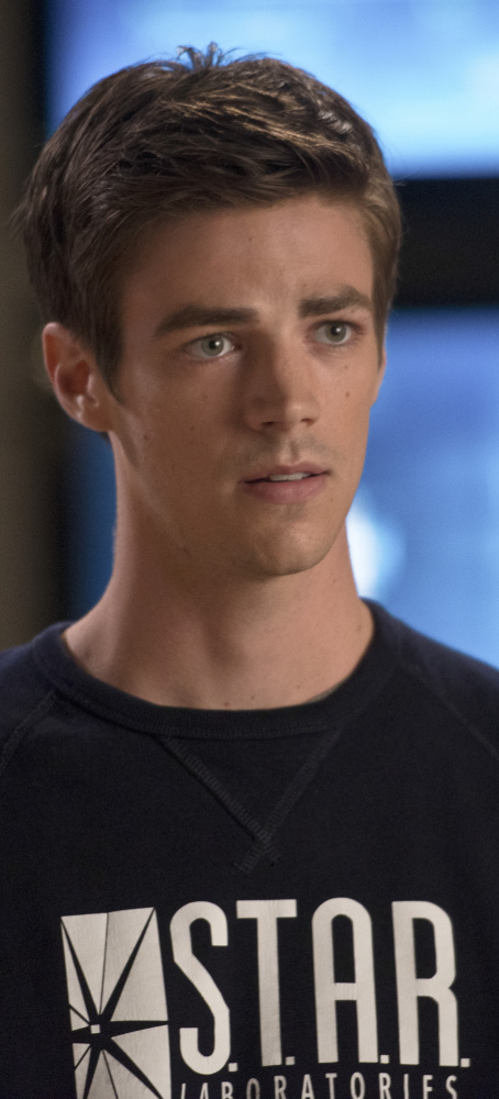 Grant Gustin went through six months of auditions to be The Flash.