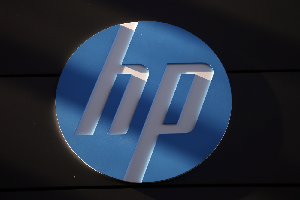 Hewlett-Packard reportedly plans to split itself into two separate companies by spinning off its technology services business.