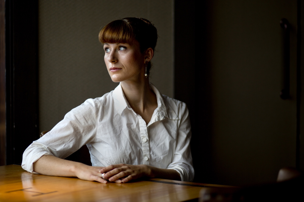 Eliana Trenam became a member of the company of Portland Ballet this fall, after being an apprentice dancer since 2013. She continues to work as a server at Hugo's in Portland.
