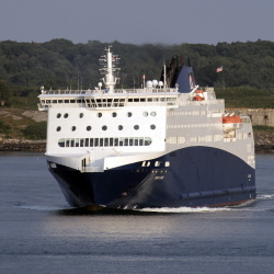 The Nova Star ferry finished last season with a passenger count of 59,000. The operator initially had hoped for 100,000. This year's goal is 80,000 passengers the company says.