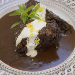 Red wine braised slow cooker short ribs. There is not a way to brown meat or vegetables within the moist confines of a slow cooker, which means that those ingredients will require some time in the skillet beforehand. Photos by Matthew Mead