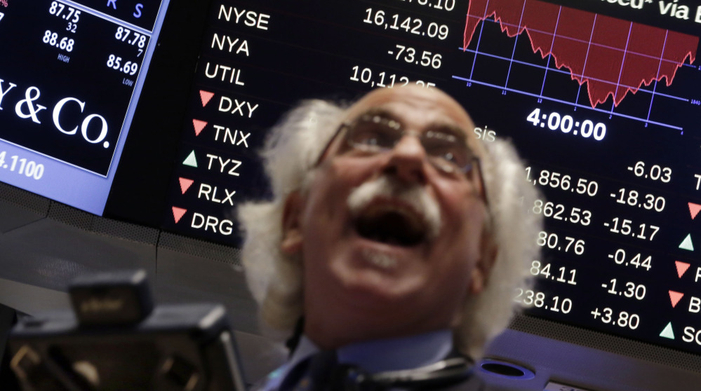 Stock Traders Brace For More Market Mood Swings Portland