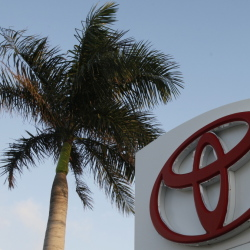 Toyota is recalling 247,000 vehicles in high-humidity areas as an air bag problem that has plagued most of the auto industry continues to widen.