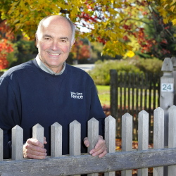 Maine Line Fence owner Rocky Cianchette retains employees with higher pay, good benefits and off-season work projects.