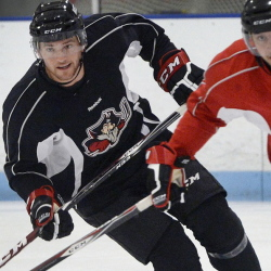 Dylan Reese has the experience at age 30, with 77 NHL games included on his resume, to know that losing is contagious and the Portland Pirates, worst in the league a year ago, must get out of the funk that's led to a 1-3 start this season.