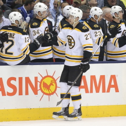 Bruins defenseman Dougie Hamilton, the ninth player picked overall in the 2011 NHL draft, is expected to play a big role if Boston is to contend for the Stanley Cup.