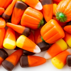 Some parents object to the corn syrup in candy corn.