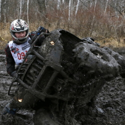 Off-road vehicle accidents result in 11,100 medically treated injuries a year – the most serious of which may happen when the popular vehicles flip atop the occupants.