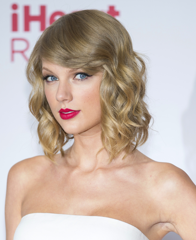 Taylor Swift is New York City's new global welcome ambassador.