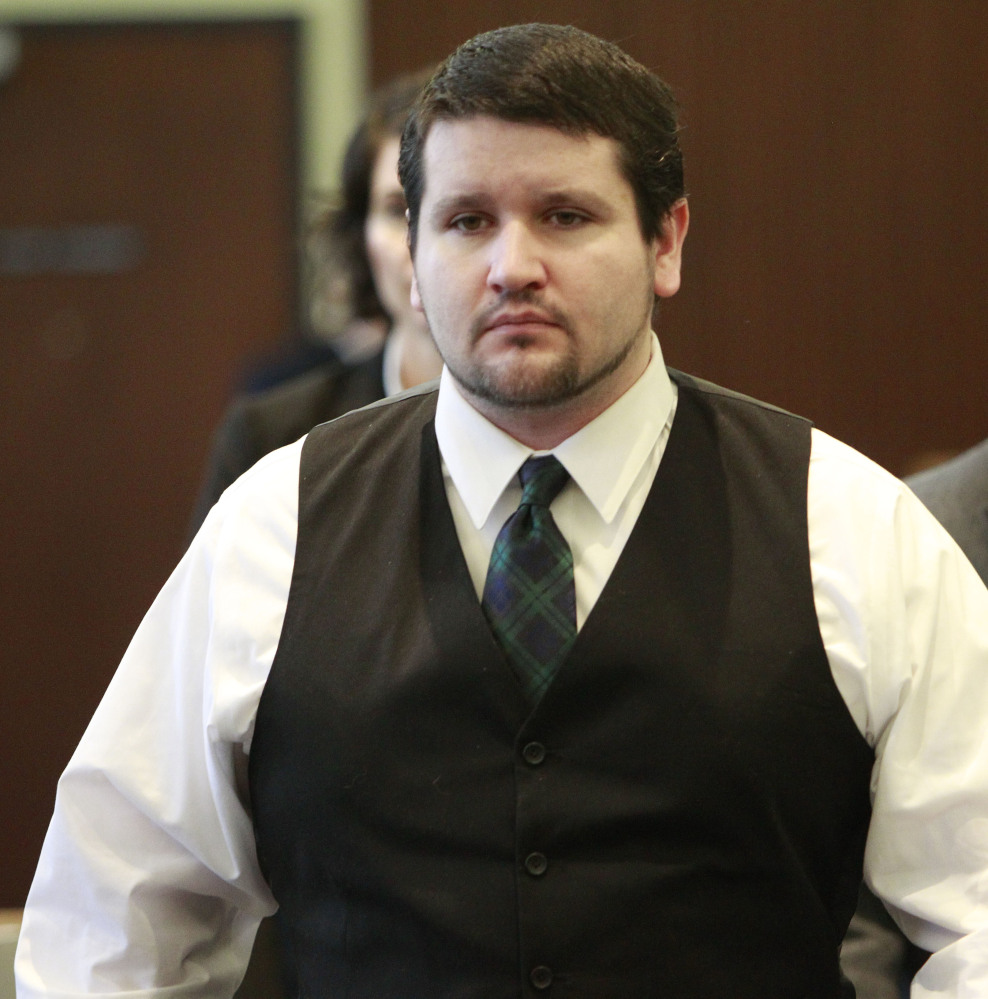 Seth Mazzaglia pleaded guilty to trying to break out of a New Hampshire jail while awaiting trial on rape and murder charges, for which he was convicted and is serving a life sentence.