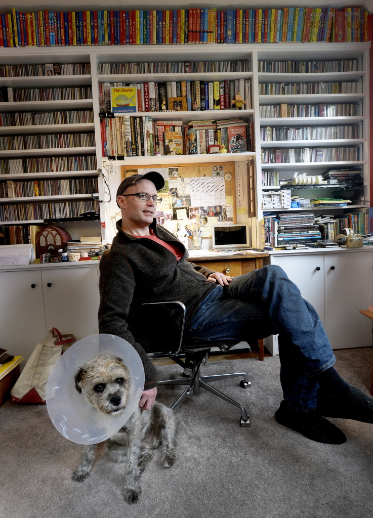 Big Nate Comes Of Age On Stage The Portland Press