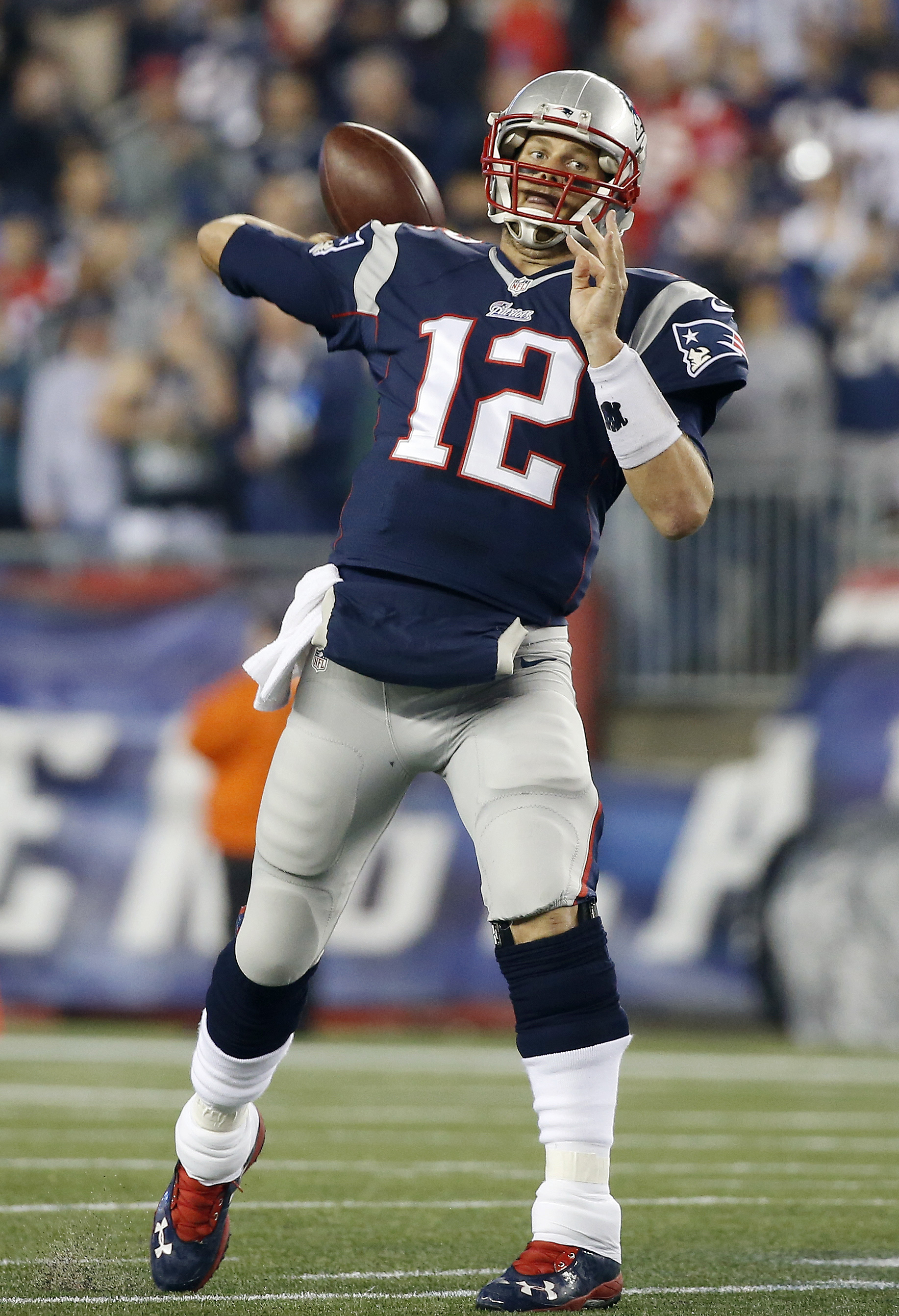 Jets at Patriots in AFC East matchup - The Portland Press ...