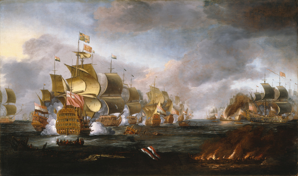 Art Review Powerful History In British Art At The