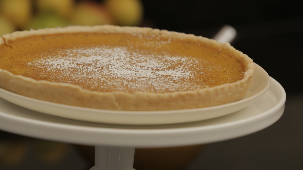 Marcus Samuelsson, the famous chef, author and TV personality, made a Garam Masala Pumpkin Tart dessert to serve at President Obama's 2009 state dinner in honor of the Indian prime minister.