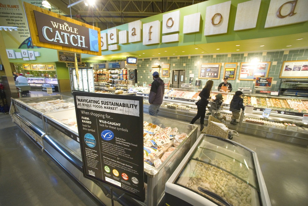 The Whole Foods in Portland is the chain's only Maine store, but an expansion of new locations is underway nationwide.
