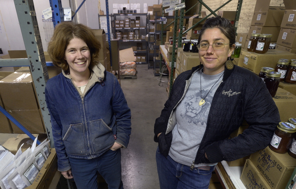 Sisters grow family owned company that distributes maine for Bjs portland maine