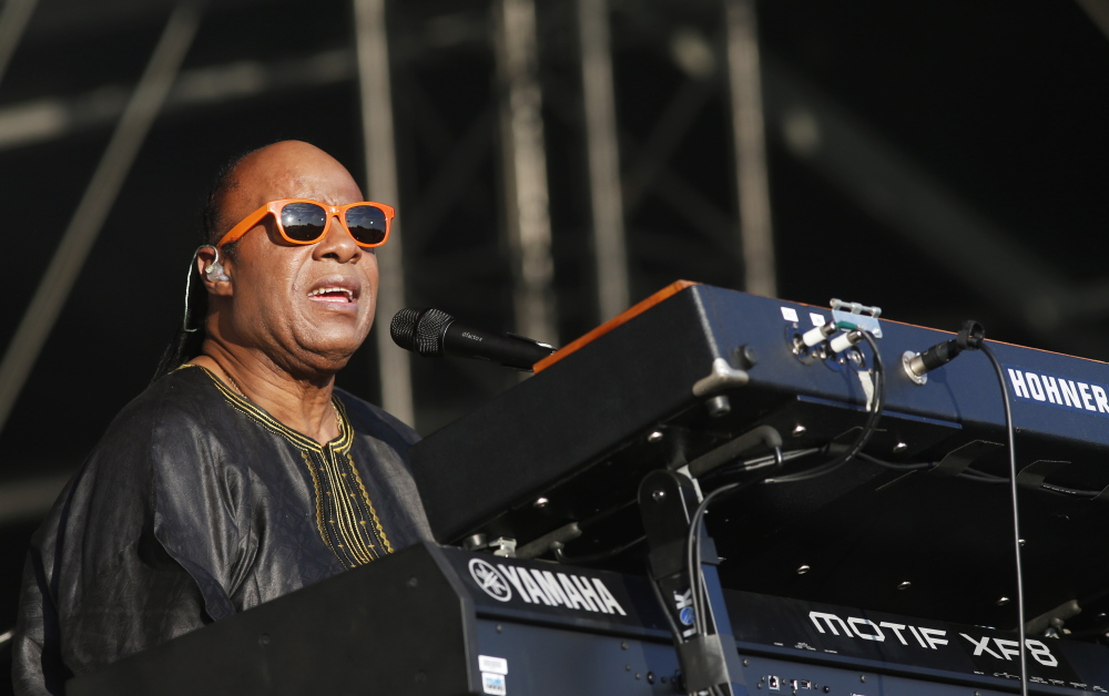 Stevie Wonder stays true to form as he launches a new tour with a blend of music and social activism.