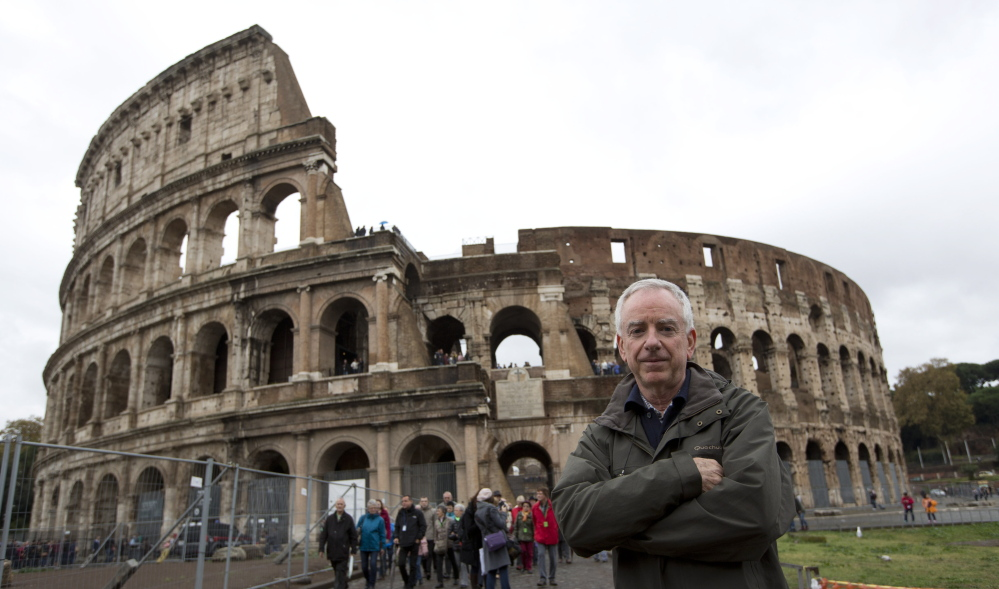 Archaeologist Daniele Manacorda wants to rebuild the floor in the Colosseum's storied arena. Critics fret that the Colosseum might be turned into a venue for events, like rock concerts, that they see as unbefitting the iconic structure that represents the glories of ancient Rome.