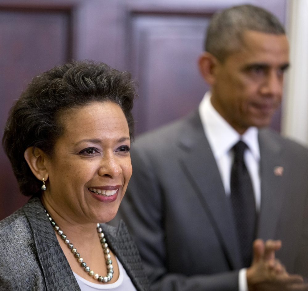 Loretta Lynch has overseen corruption, terrorism and gang cases in her years as a federal prosecutor, and is President Obama's choice to be the next attorney general.