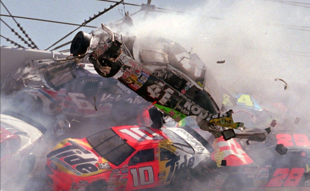 Can Ricky Craven say that he's been there, that he understands the ups and downs of Sprint Cup racing? Oh yeah, he sure can. Whether it was getting airborne after a crash at Talladega in 1996 or winning perhaps the most exciting finish in NASCAR history, Craven's been there. And now, with ESPN, he tells what it all means.