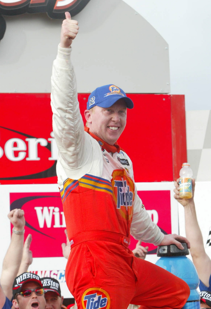 Ricky Craven received that Victory Lane feeling twice, at Martinsville and Darlington, during a distinguised career. Now he's on a second career, explaining it all as a race analyst for ESPN.
