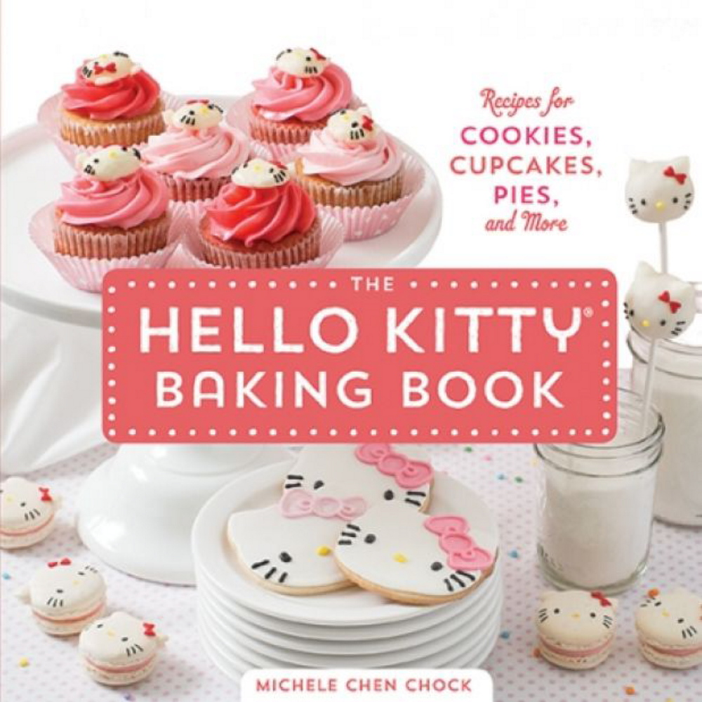 Cookbook Review The Hello Kitty Baking Book Recipes For