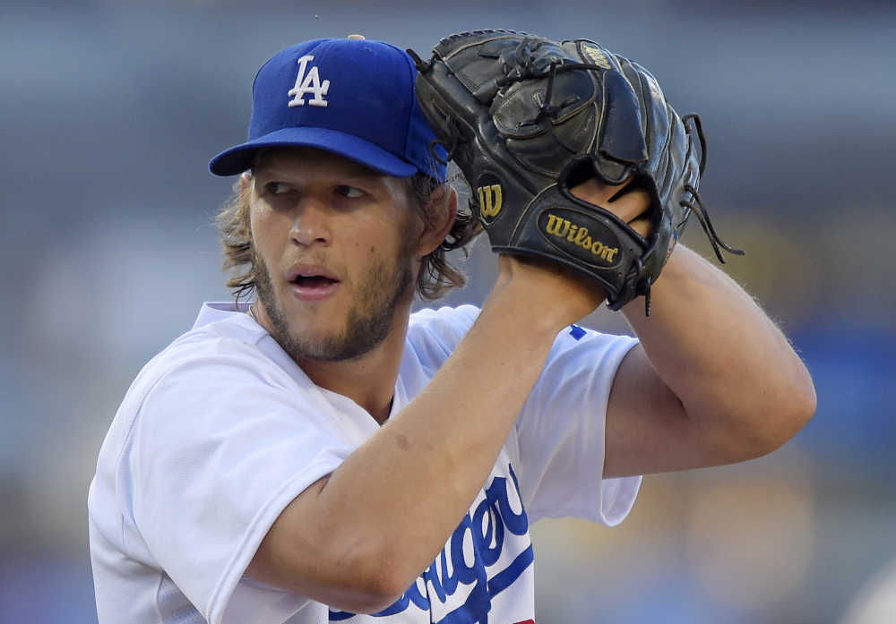 Los Angeles Dodgers pitcher Clayton Kershaw, who was named the National League's Cy Young Award winner on Wednesday, added the league's MVP award on Thursday. He's the first National League pitcher to be named MVP since Bob Gibson in 1968.