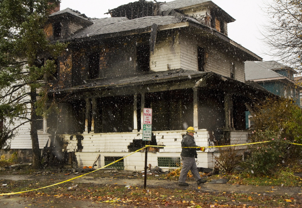 A house fire that killed six young people on Noyes Street is a stark reminder of what's at stake when buidlings are inspected for hazards.