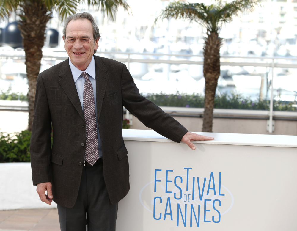 "Tommy Lee Jones directed, co-produced and co-wrote ""The Homesman,"" which he also stars in."